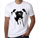 3D Dog T-Shirt For Men