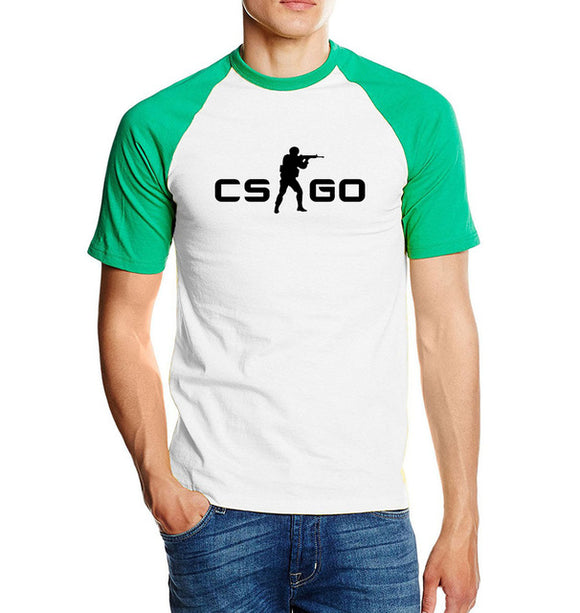 Counter Strike Global Offensive Raglan T-Shirts