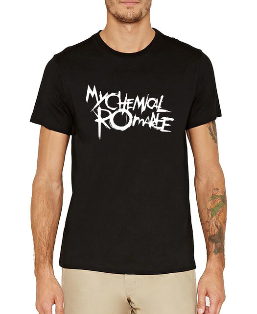 My Chemical Romance fan T-Shirt for Men