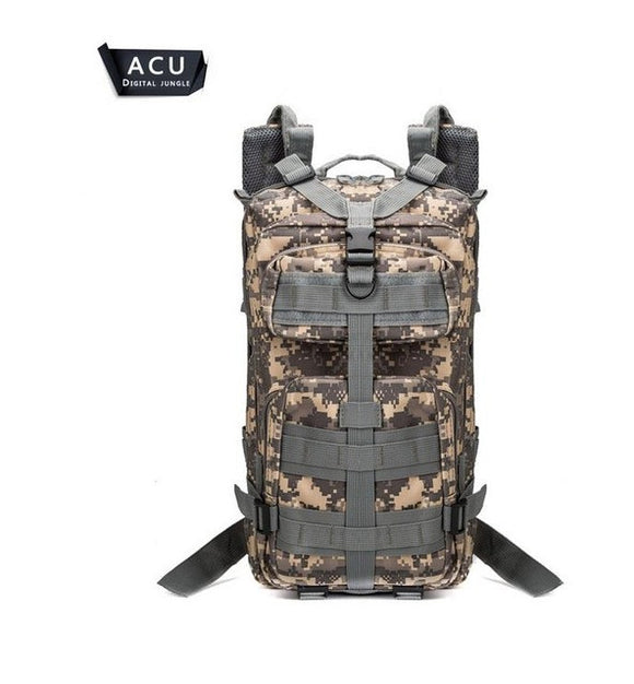 High Quality Tactical Military Hiking Trekking Camping Backpack