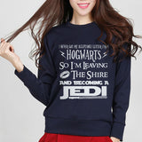 I Never Got My Acceptance Letter from Hogwarts........Sweatshirt for Women