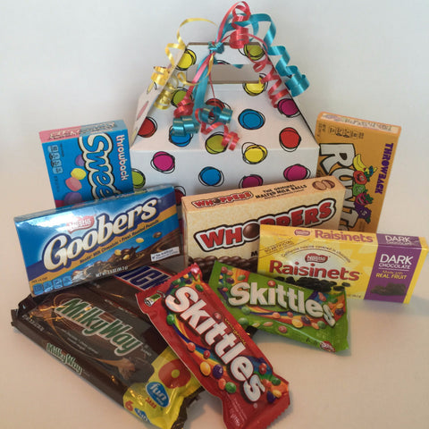 Candy Attack Gift Box