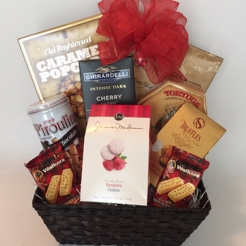 Everything's Sweet Gift Basket
