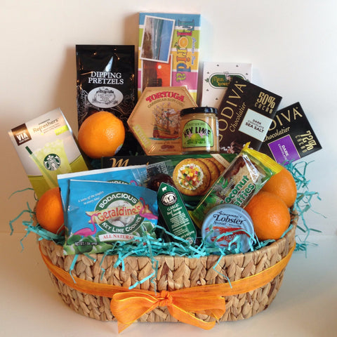 Florida Executive Gift Basket