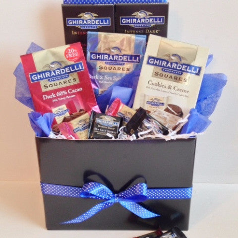 Ghirardelli Chocolate Gift Box