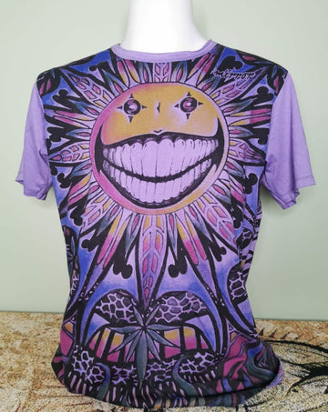 Mirror ~ Smiling Sun (Sizes M & L)