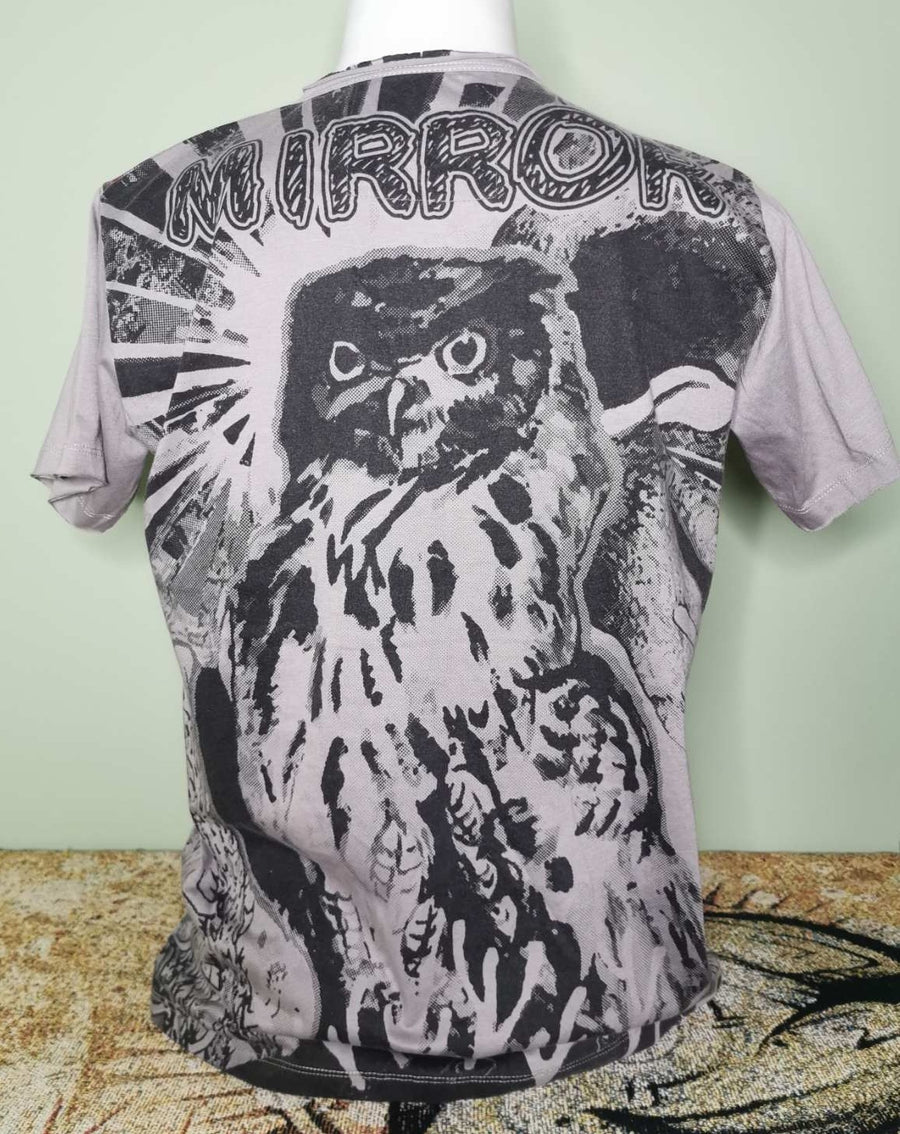 Mirror ~ Owl (Sizes M & L)