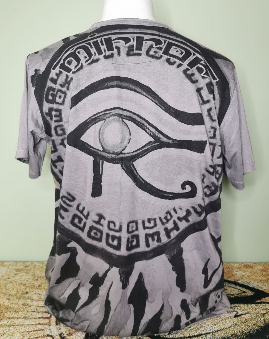 Mirror ~ Eye of Horus (Size L only)