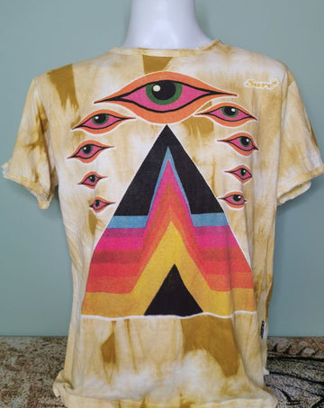 SURE ~ Pyramid of Eyes (Sizes M & L)