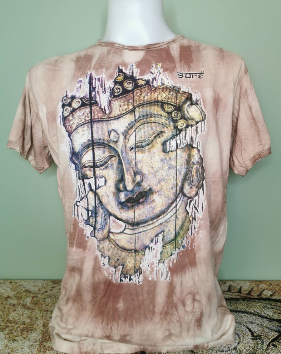 SURE ~ Antique Buddha (Sizes M & L)