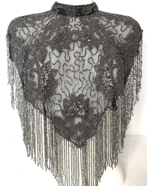 Divine Decor ~ Beaded Capelet