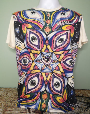 Mirror ~ All Seeing Eyes (Size M Only)