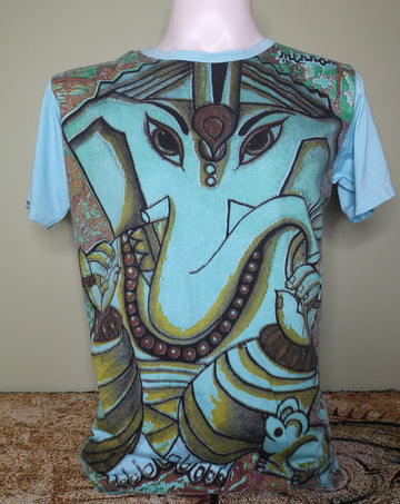 Mirror ~ Ganesh 1 (Size M Only)