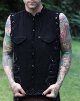 Spotted Bird Vest