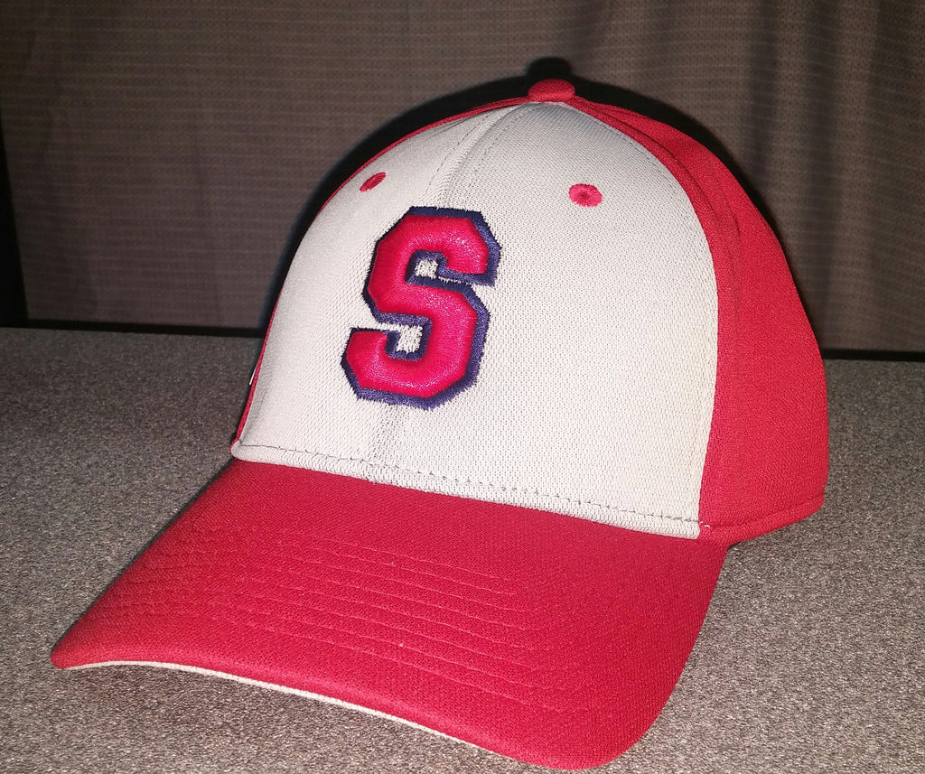 Red/Grey Southern hat