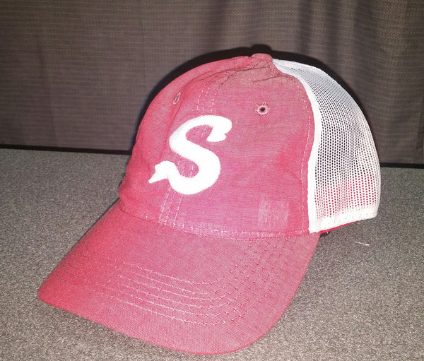 Red/White Southen hat