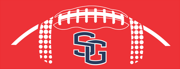 Southern Football Red T-Shirt