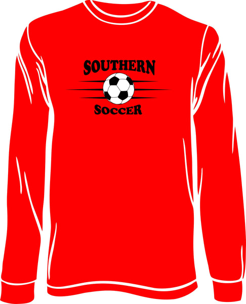SHS Soccer Long Sleeve T-Shirt