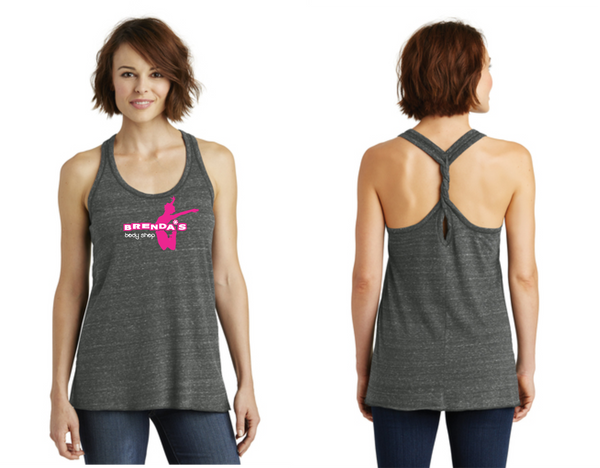 Ladies Cosmic tank top