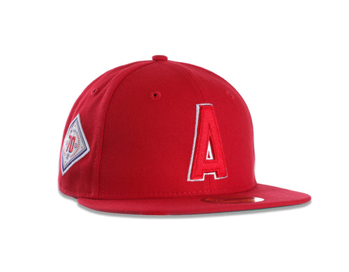 GORRA AGUILAS NEW ERA ROJA 2018 CIUDAD LOGO A 1948 59FIFTY