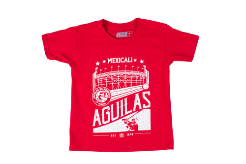 Playera Infantil Estadio '17