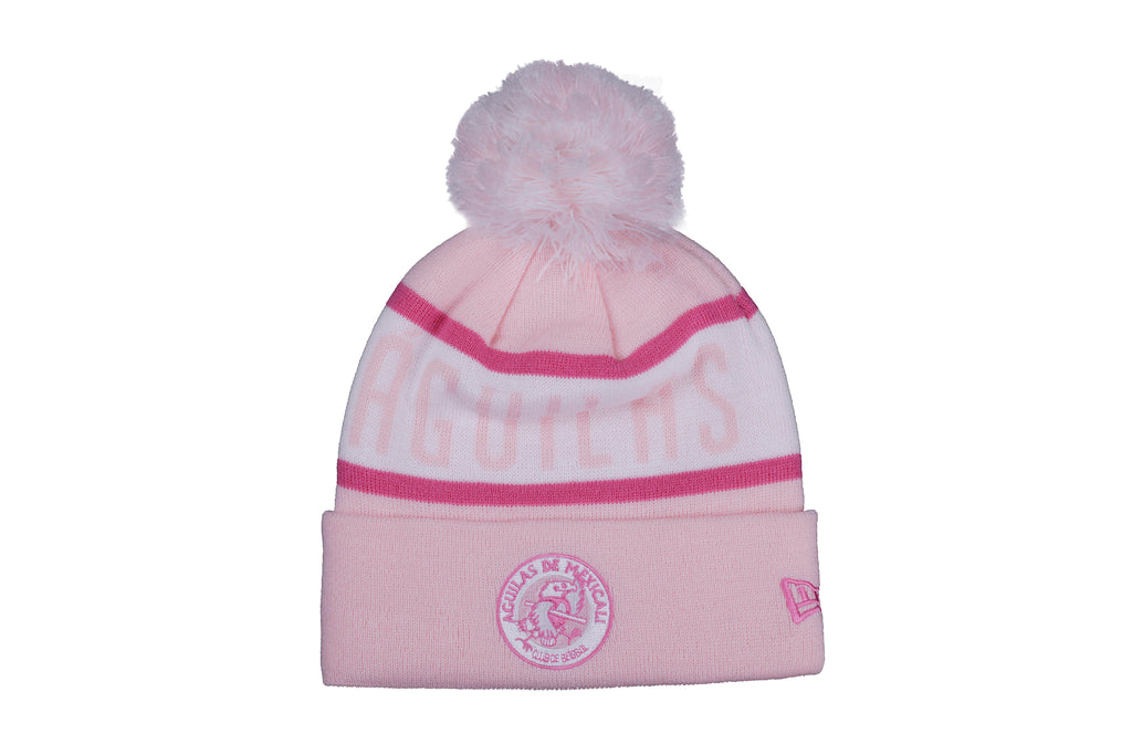 Beanie New Era Rosa Mujeres Que Viven 2019-2020