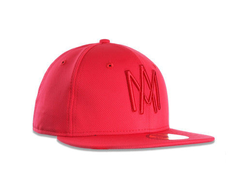 GORRA ÁGUILAS NEW ERA ROJA 2018 LOGO AM 59FIFTY