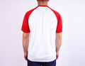 Playera Sublimada Adulto Roja