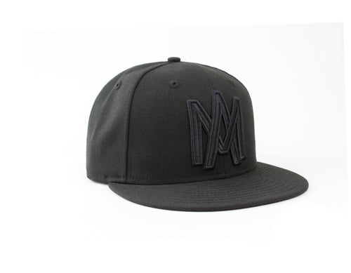 GORRA 59FIFTY BLACK