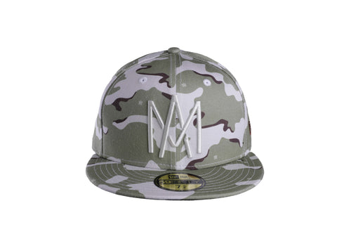 Gorra New Era 59FIFTY Edición Camo 2019-2020
