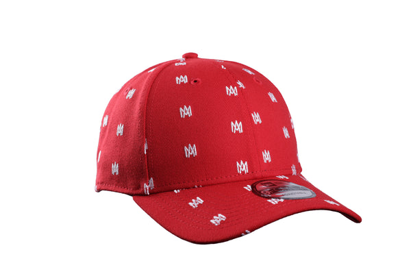Gorra New Era Roja 9TWENTY Edicion All Day