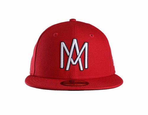 Gorra New Era 59FIFTY Roja Edición Gira 2019-2020
