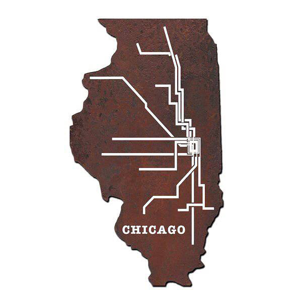Illinois - Chicago CTA Graphic - Arc Academy