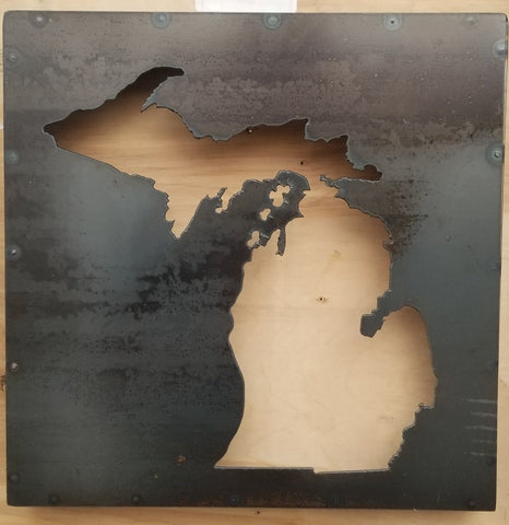 "12"" Michigan boxed - Arc Academy"