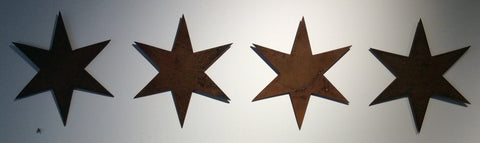 4 Stars w/ rustic finish - Arc Academy