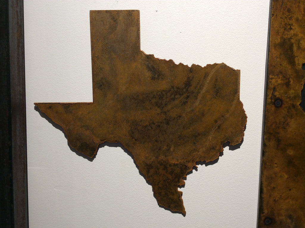 Texas - Light Rust Patina - Arc Academy
