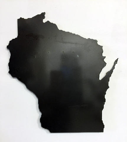 Wisconsin - Steel Outline - Arc Academy