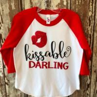 Kissable Darling Raglan