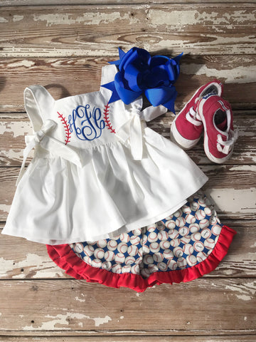 The Ruth Pinafore Set and Dress