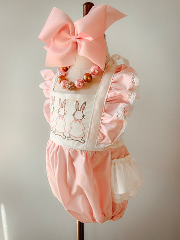 Cottontail Bubble Romper