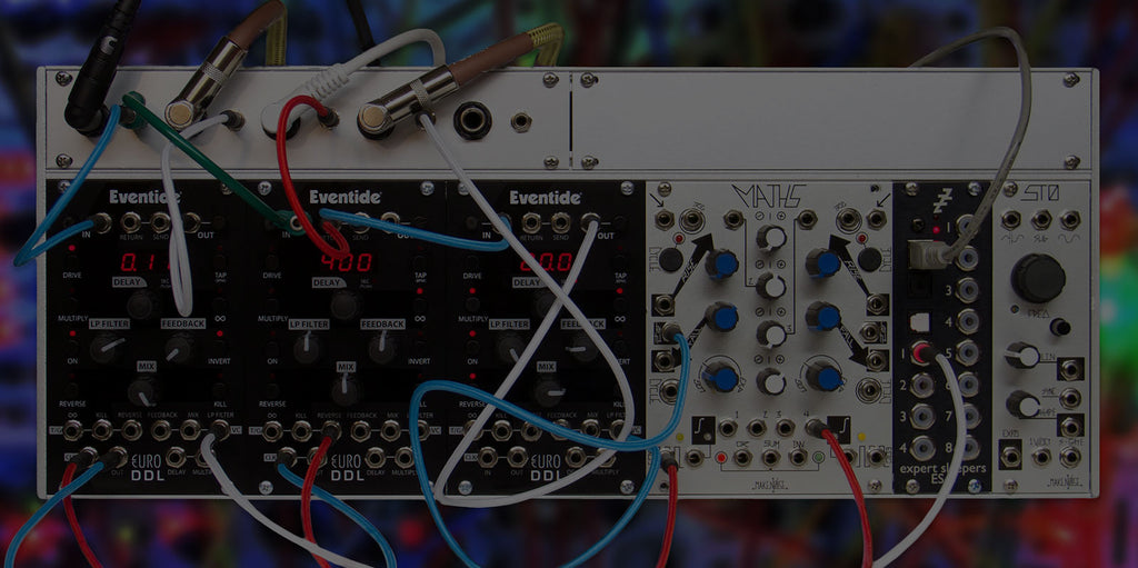 Eventide EuroDDL Delay Module for Eurorack