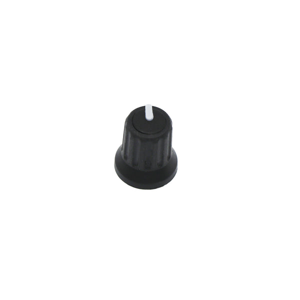 Replacement Knob for Factor Series and Space, Black (with Indicator)