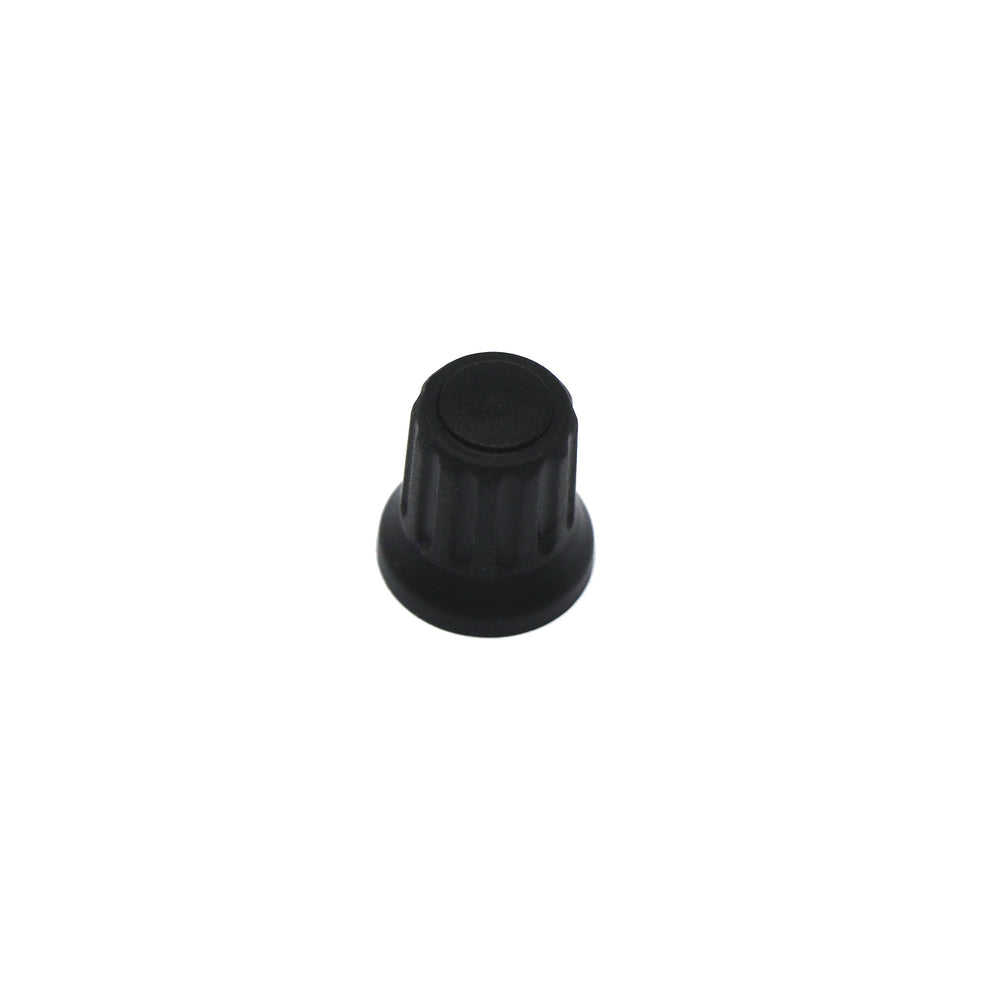 Encoder Knob for Factor Series and Space, Black (no indicator)