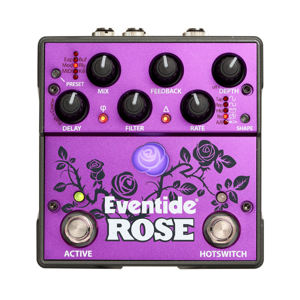 Rose Bit-Bucket Brigade Delay