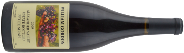 2009 William Gordon Estate Winery | Petite Sirah | Alexander Valley-SOLD OUT!