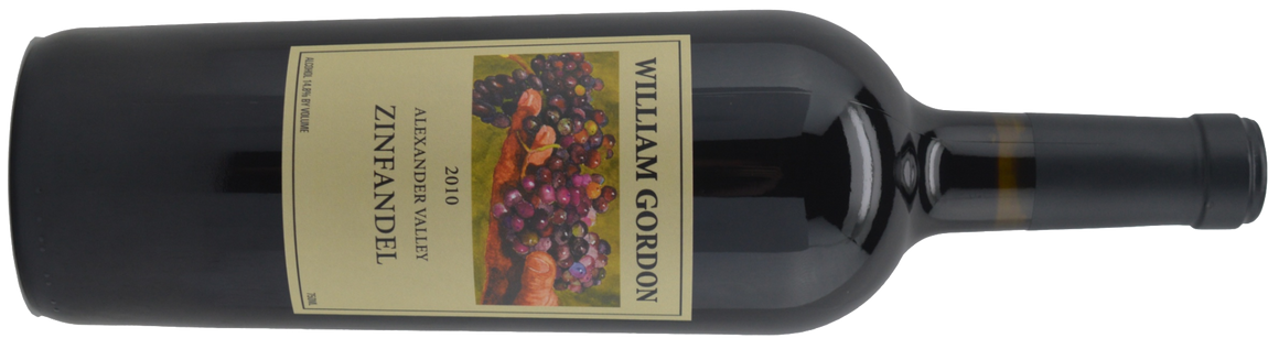 2010 William Gordon Winery | Zinfandel | Alexander Valley