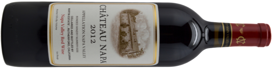 2012 Martin Estate Winery | Chateau Napa | Proprietary Red | Rutherford | Napa Valley