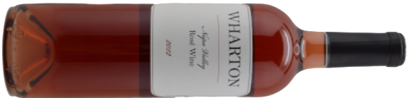 2012 Wharton | Rose | Napa ValleyBuy wine online Chardonnay Cabernet Sauvignon, red & white wine