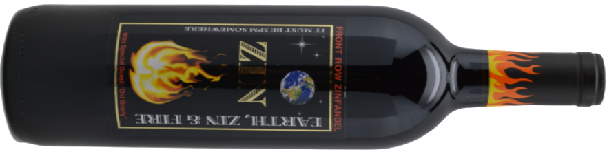 2013 Jessie's Grove | Earth, Zin & Fire Zinfandel | Lodi, CA-SOLD OUT!