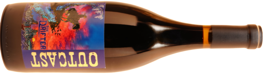 2013 |  Outcast Winery | The Drifter Syrah | Mendocino, CA